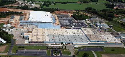 Distribution Amp Warehouse Kalkreuth