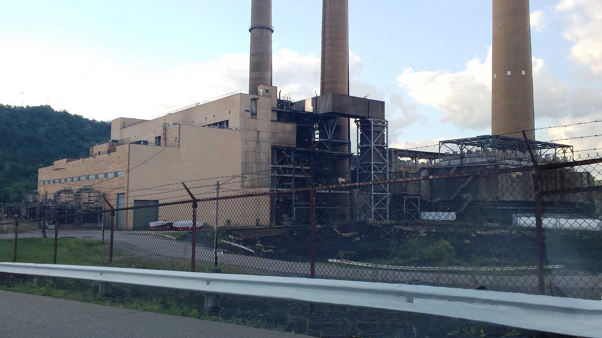 American Electric Power Mitchell Plant Kalkreuth