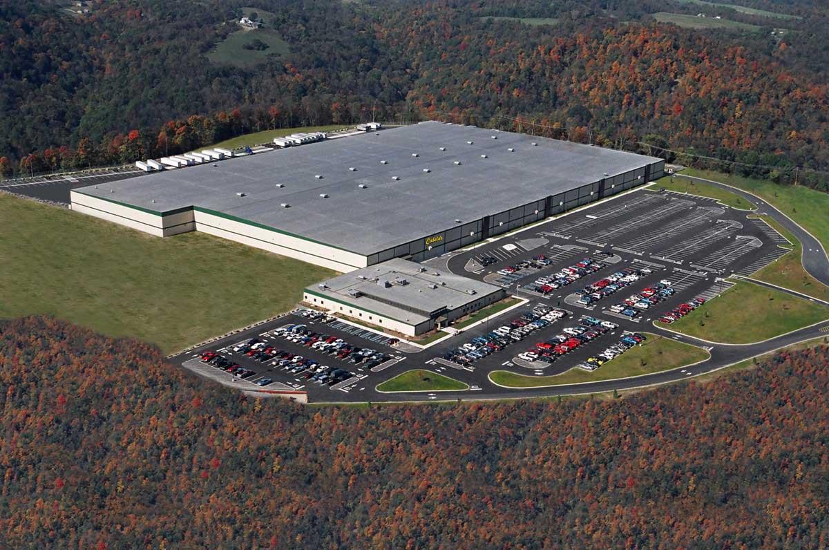 Cabela S Distribution Center Kalkreuth Roofing And Sheet