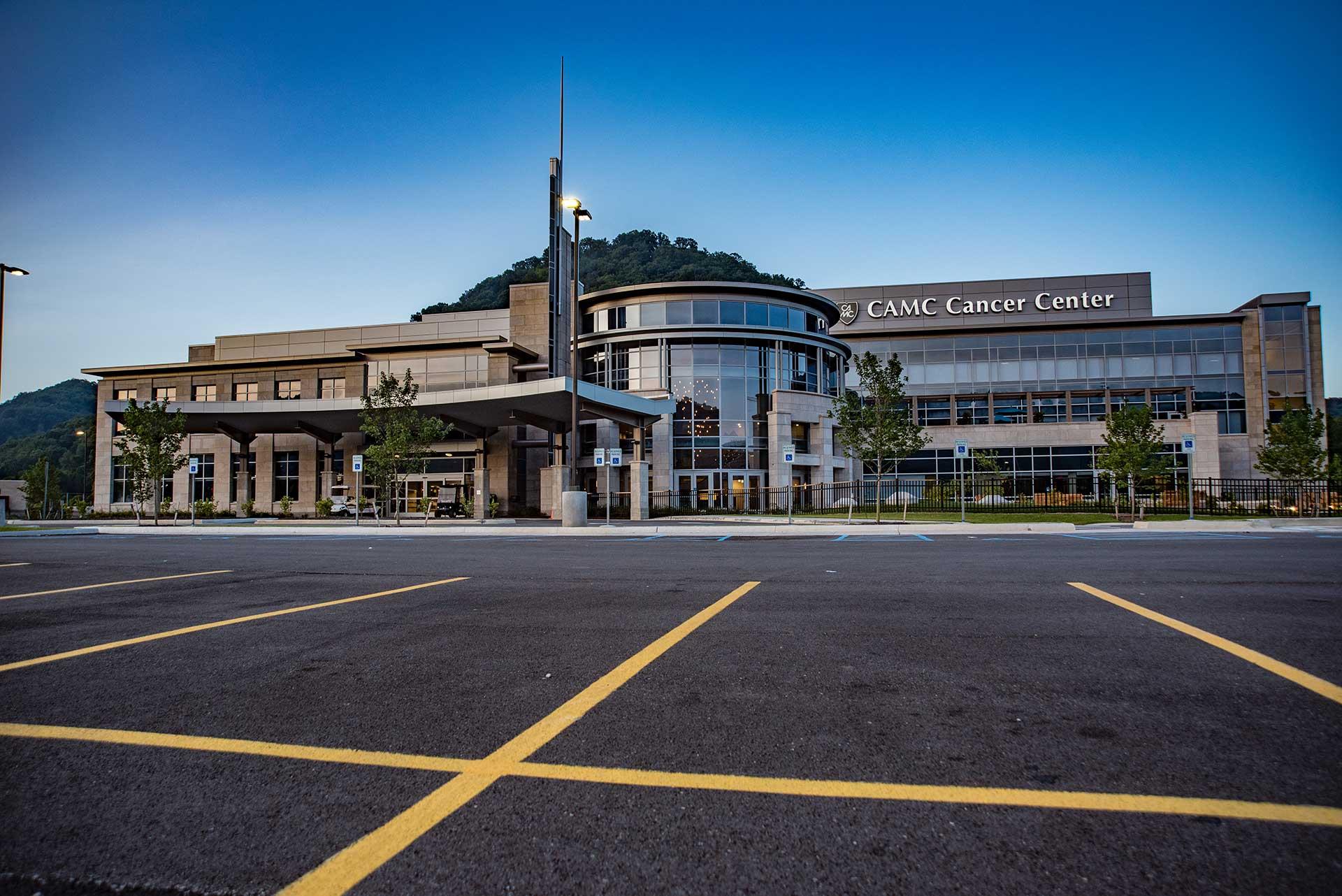 Charleston Area Medical Center Cancer Center Kalkreuth