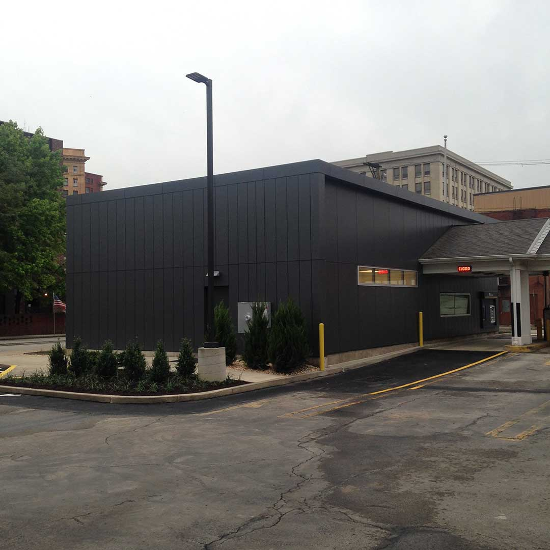 First Niagara Bank Kalkreuth Roofing And Sheet Metal