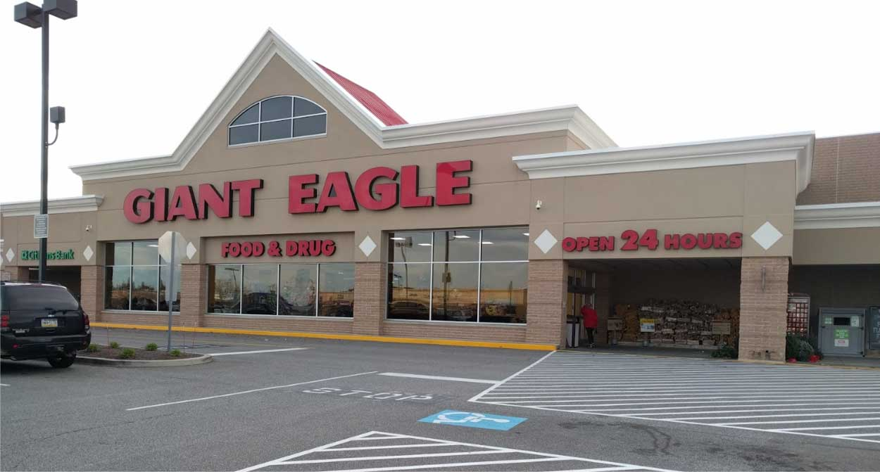Giant Eagle Harborcreek Kalkreuth Roofing And Sheet Metal