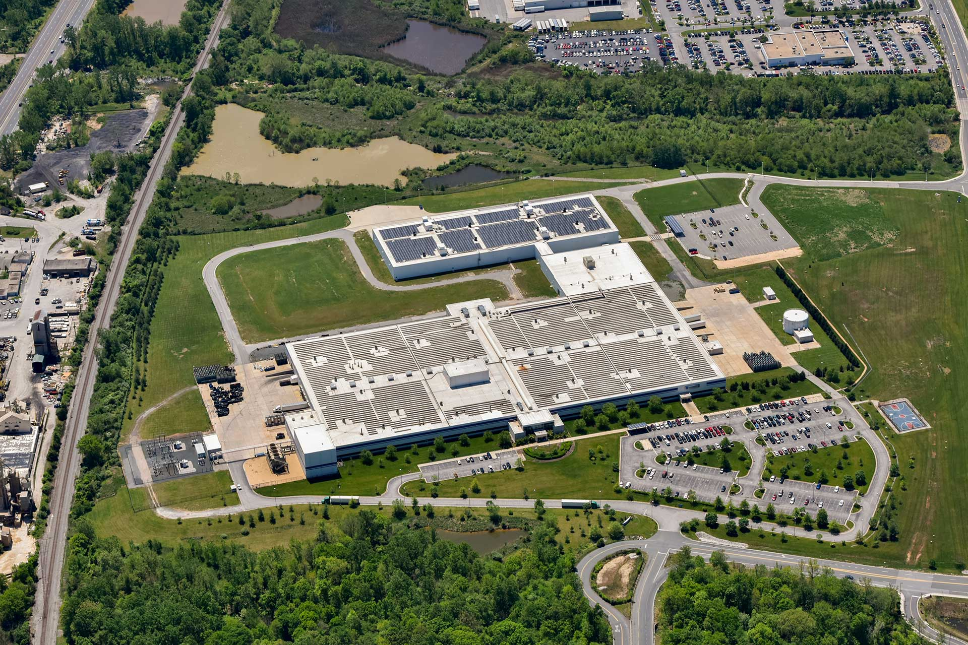 General Motors Baltimore Expansion Kalkreuth Roofing And