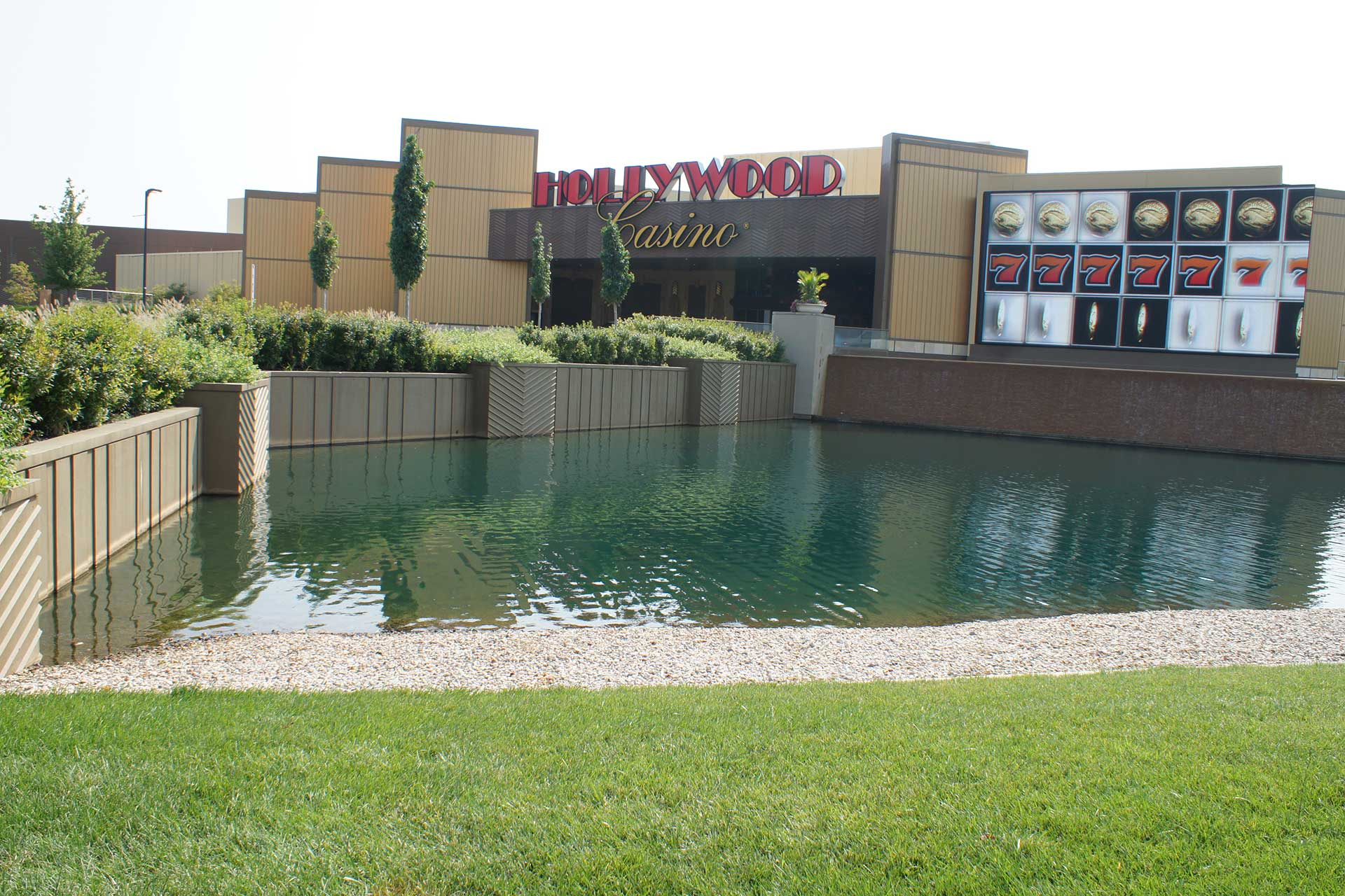Hollywood Casino Kalkreuth Roofing And Sheet Metal