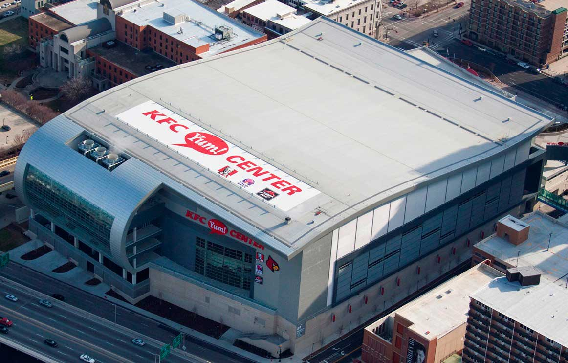 Kfc Yum Center Kalkreuth Roofing And Sheet Metal