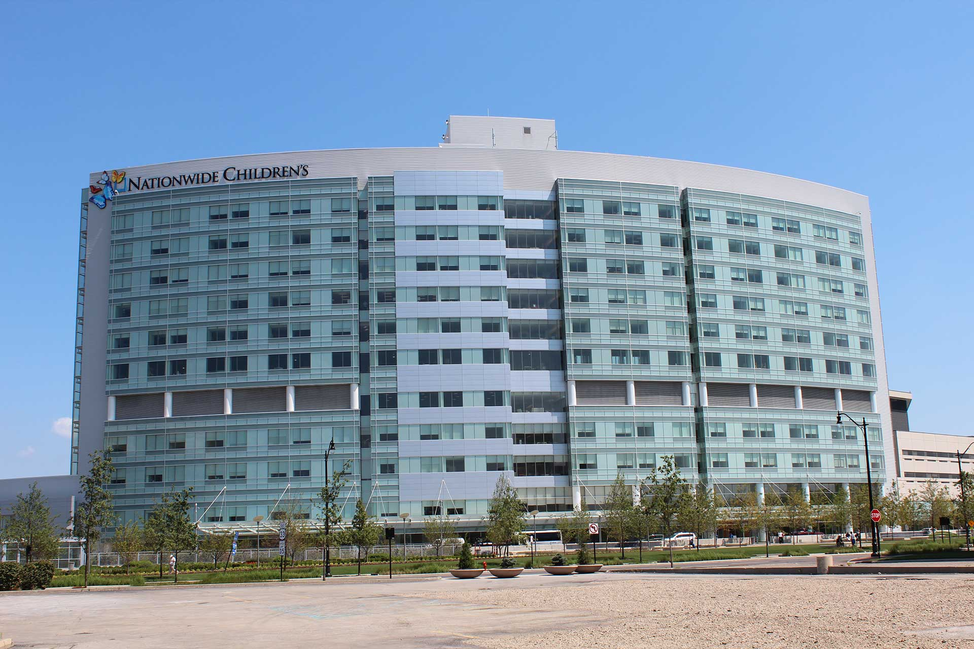 Nationwide Children S Hospital Kalkreuth Roofing And