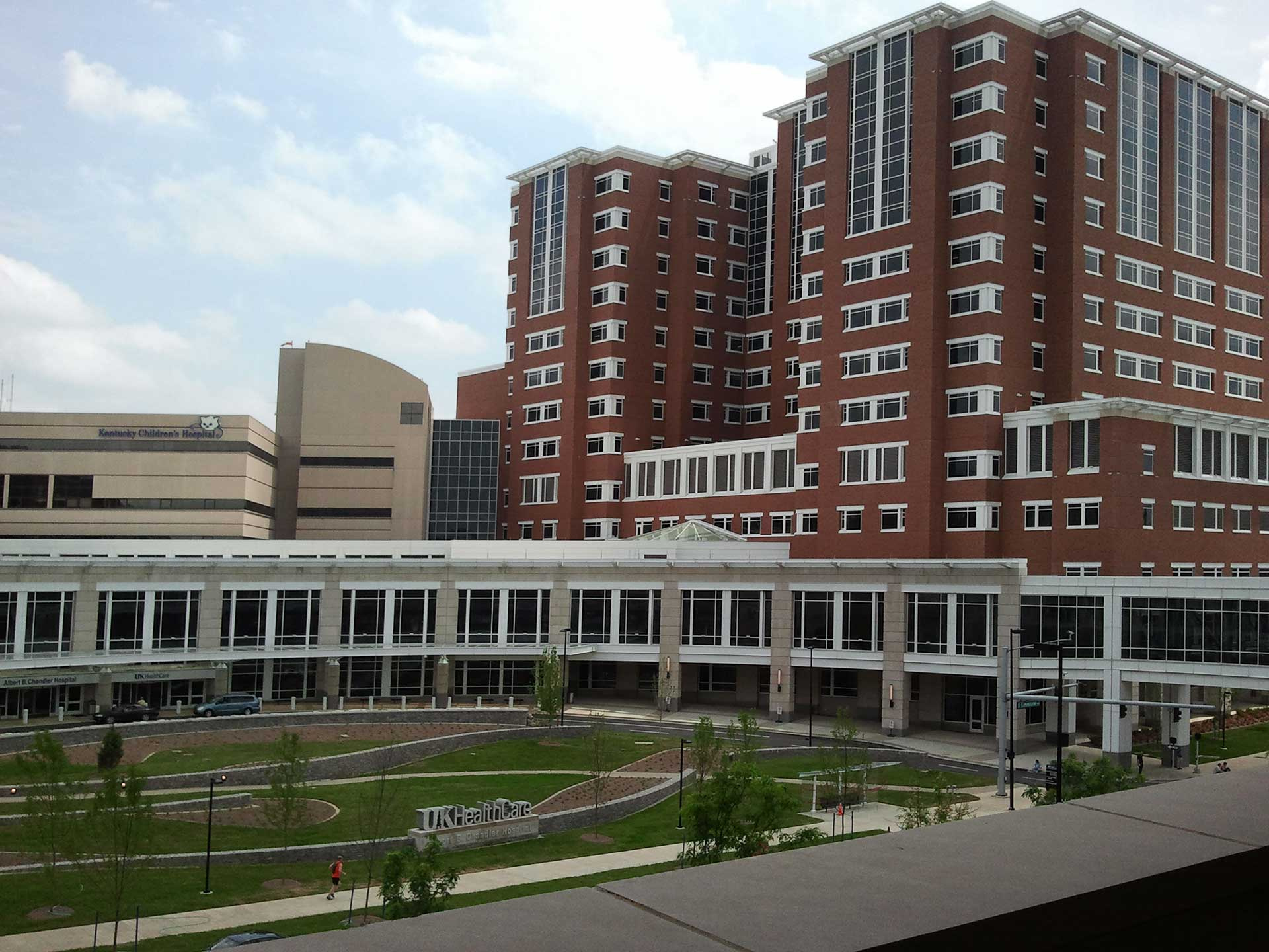 University Of Kentucky Patient Care Kalkreuth Roofing