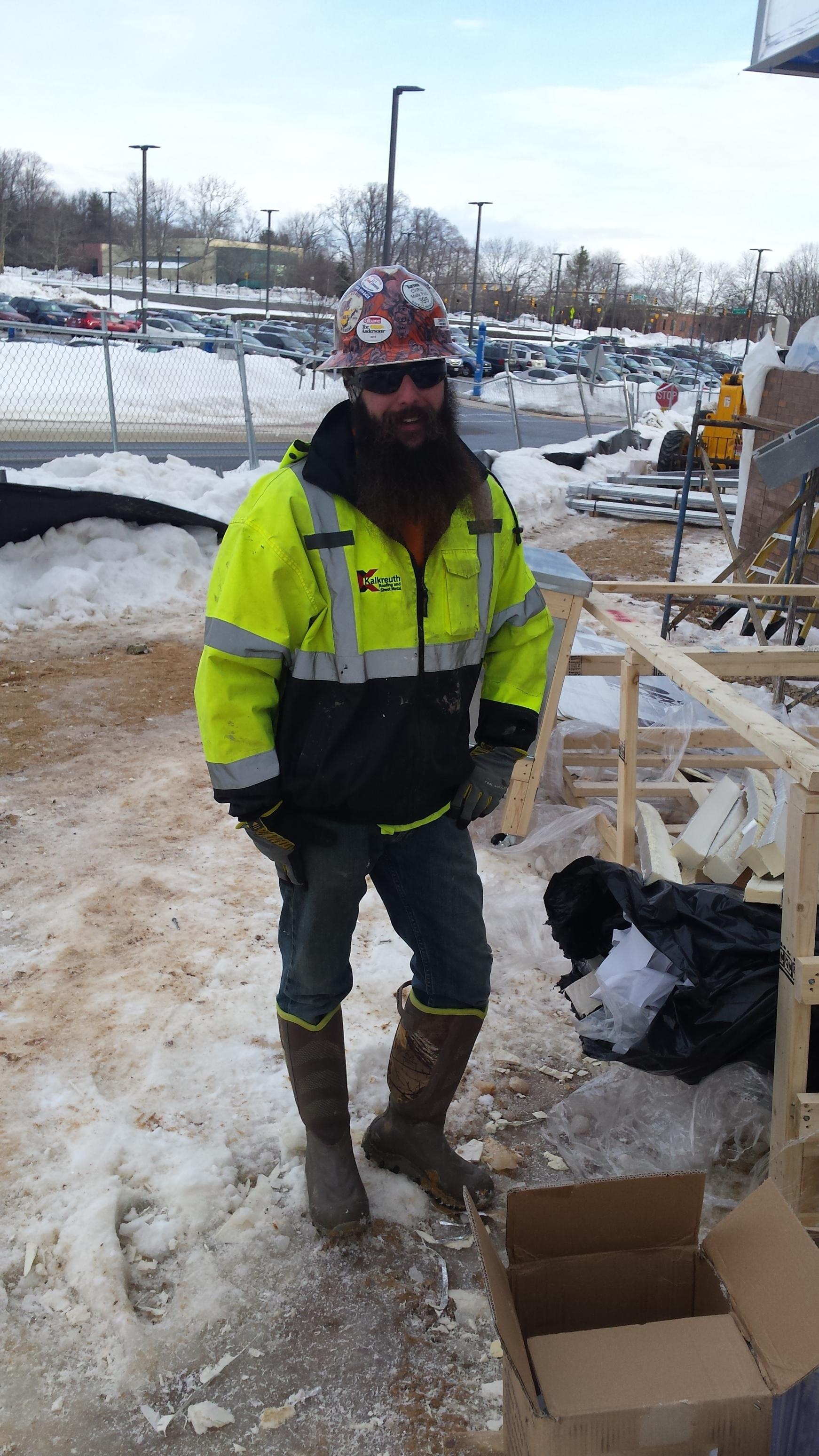 Foreman Spotlight Jeremy Persinger Kalkreuth Roofing