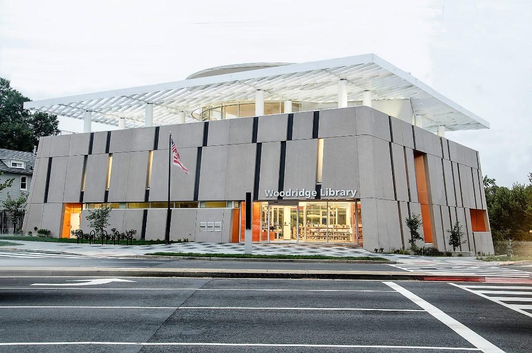 Woodbridge Neighborhood Library