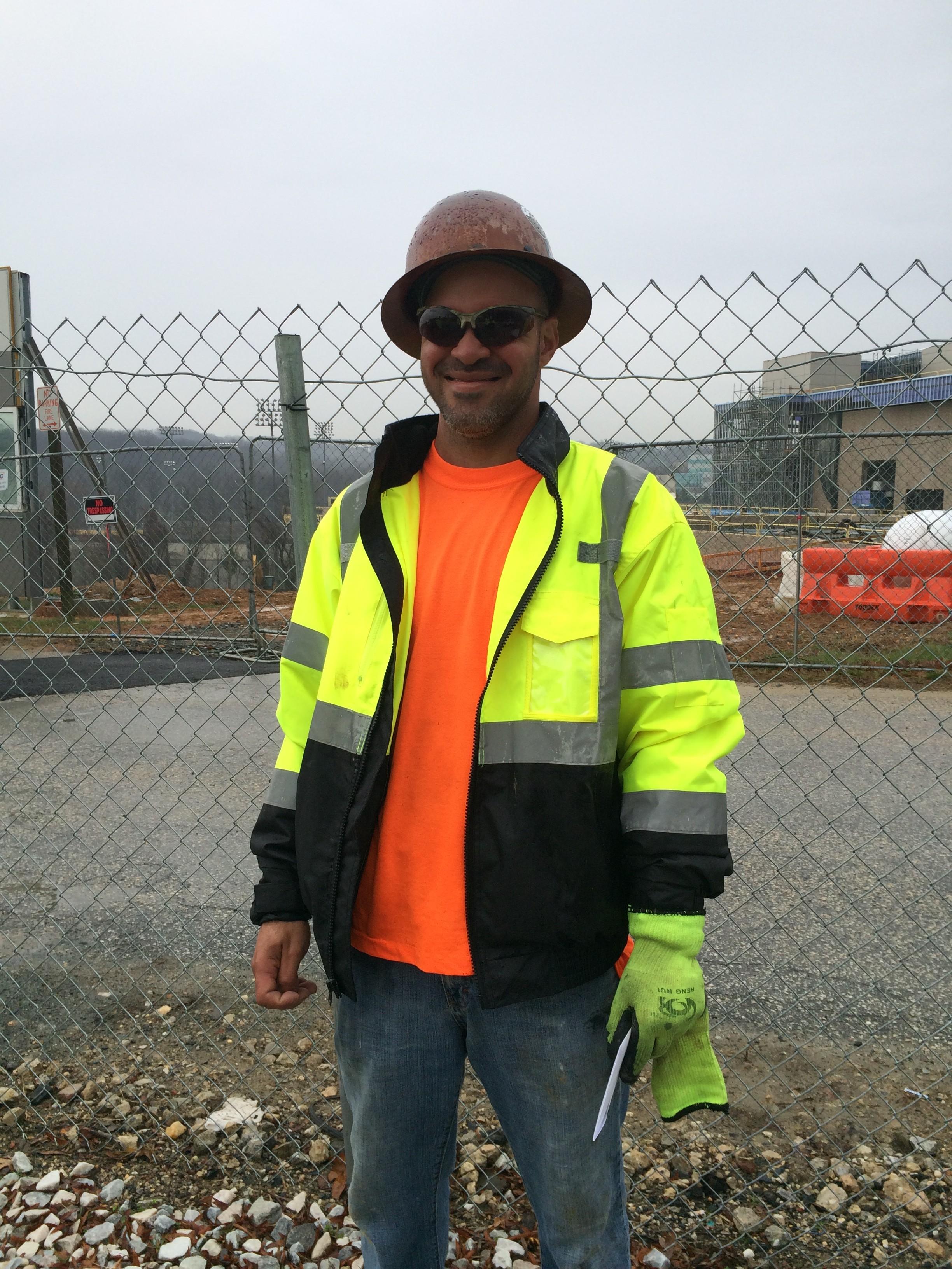 Foreman Spotlight Osvaldo Quot Oz Quot Lugo Kalkreuth Roofing