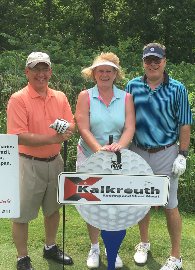 Pime Missionaries Golf Outing Kalkreuth Roofing And
